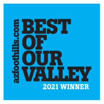 Named AZ Foothills Magazine Best Female Publicist